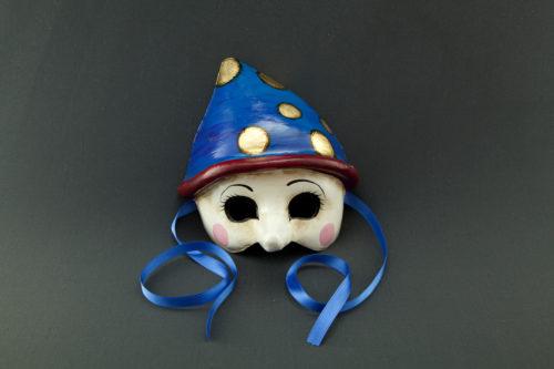pinocchio con cappello blue