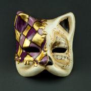 gatto scacchi viola con musica
