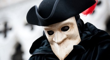 Maschere Veneziane: storia