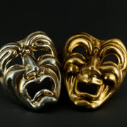 tragedia commedia oro argento